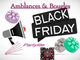 Black Friday offre Partylite