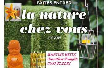 Partylite catalogue 2019 été