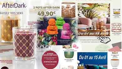 offre avril 2020 Partylite