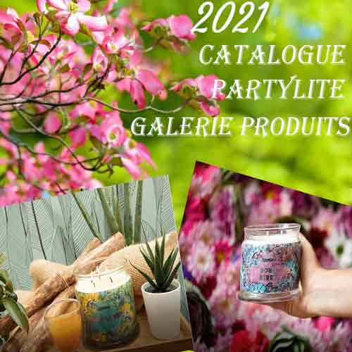 Partylite catalogue printemps 2021